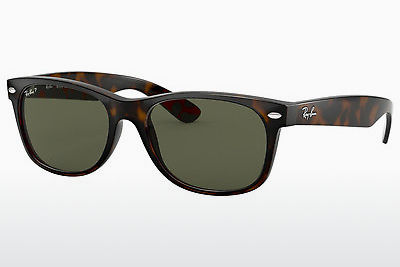 Ophthalmic Glasses Ray-Ban NEW WAYFARER (RB2132 902/58) - Brown, Tortoise