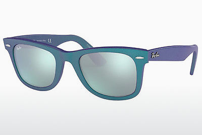 Ophthalmic Glasses Ray-Ban WAYFARER (RB2140 611330) - Grey, Blue