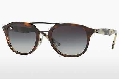 Ophthalmic Glasses Ray-Ban RB2183 12268G - Brown, Havanna, White