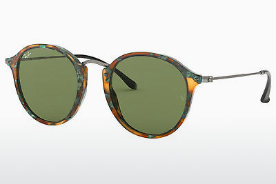 Ophthalmic Glasses Ray-Ban RB2447 11594E - Brown, Havanna, Green