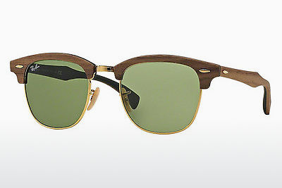 Ophthalmic Glasses Ray-Ban CLUBMASTER (M) (RB3016M 11824E) - Green