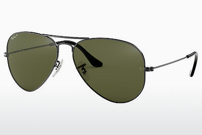 Ophthalmic Glasses Ray-Ban AVIATOR LARGE METAL (RB3025 004/58) - Grey, Gunmetal