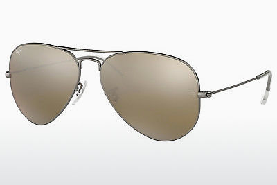 Ophthalmic Glasses Ray-Ban AVIATOR LARGE METAL (RB3025 029/30) - Grey, Gunmetal