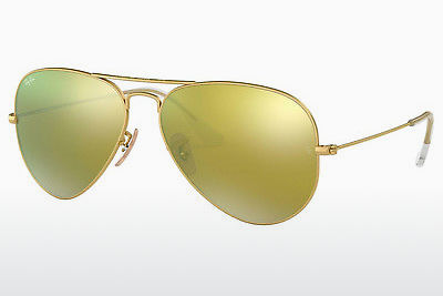Ophthalmic Glasses Ray-Ban AVIATOR LARGE METAL (RB3025 112/93) - Gold