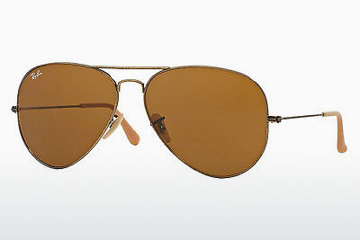 Ophthalmic Glasses Ray-Ban AVIATOR LARGE METAL (RB3025 177/33) - Gold