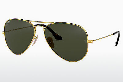 Ophthalmic Glasses Ray-Ban AVIATOR LARGE METAL (RB3025 181) - Gold