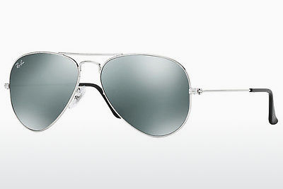 Ophthalmic Glasses Ray-Ban AVIATOR LARGE METAL (RB3025 W3275) - Silver