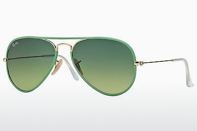 Ophthalmic Glasses Ray-Ban AVIATOR FULL COLOR (RB3025JM 001/3M) - Gold