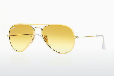 Ophthalmic Glasses Ray-Ban AVIATOR FULL COLOR (RB3025JM 001/X4) - Gold