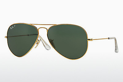 Ophthalmic Glasses Ray-Ban AVIATOR LARGE GOLD (K) (RB3025K 160/N5) - Gold