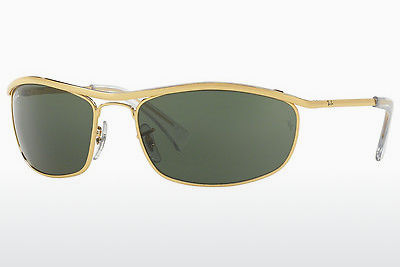 Ophthalmic Glasses Ray-Ban OLYMPIAN (RB3119 001) - Gold