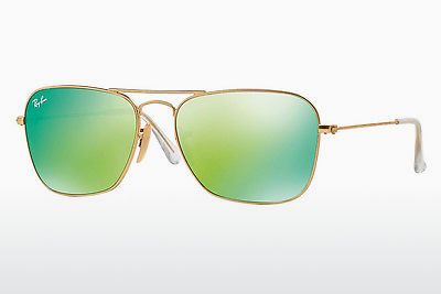 Ophthalmic Glasses Ray-Ban CARAVAN (RB3136 112/19) - Gold