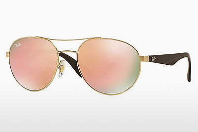 Ophthalmic Glasses Ray-Ban RB3536 112/2Y - Gold