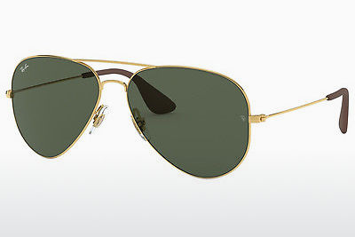 Ophthalmic Glasses Ray-Ban RB3558 001/71 - Gold