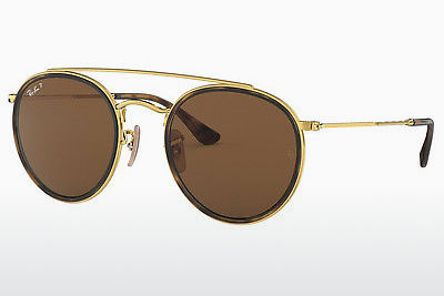 Ophthalmic Glasses Ray-Ban RB3647N 001/57 - Gold