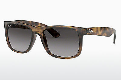 Ophthalmic Glasses Ray-Ban JUSTIN (RB4165 710/8G) - Brown, Havanna