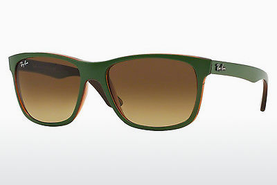 Ophthalmic Glasses Ray-Ban RB4181 (RB4181 613785) - Green