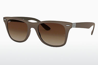 Ophthalmic Glasses Ray-Ban WAYFARER LITEFORCE (RB4195 603313) - Brown