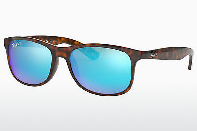 Ophthalmic Glasses Ray-Ban ANDY (RB4202 710/9R) - Brown, Havanna