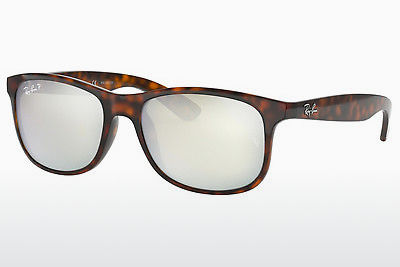Ophthalmic Glasses Ray-Ban ANDY (RB4202 710/Y4) - Brown, Havanna