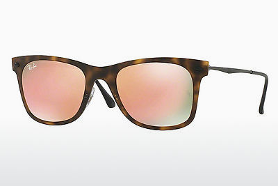 Ophthalmic Glasses Ray-Ban RB4210 62442Y - Brown, Havanna