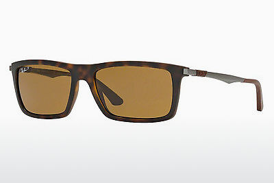 Ophthalmic Glasses Ray-Ban RB4214 609283 - Brown, Havanna