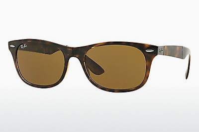 Ophthalmic Glasses Ray-Ban FOLDING (RB4223 612473) - Brown, Havanna
