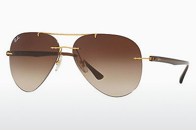 Ophthalmic Glasses Ray-Ban RB8058 157/13 - Gold