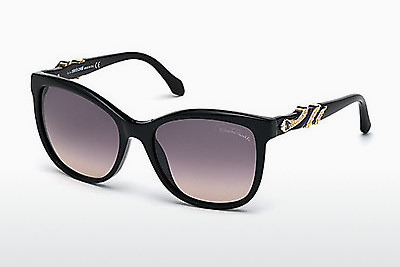 Ophthalmic Glasses Roberto Cavalli RC877S 01B - Black