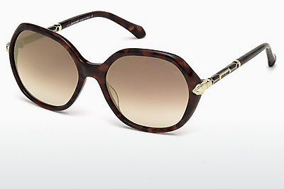 Ophthalmic Glasses Roberto Cavalli RC980S 52G - Brown, Havanna