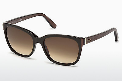 Ophthalmic Glasses Tod's TO0159 50F - Brown, Dark