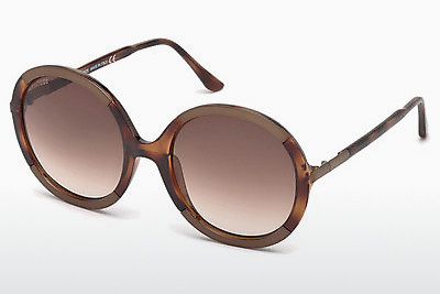 Ophthalmic Glasses Tod's TO0184 53F - Havanna