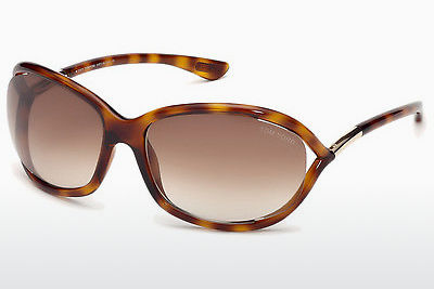 Ophthalmic Glasses Tom Ford Jennifer (FT0008 52F) - Brown, Havanna