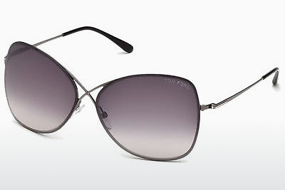 Ophthalmic Glasses Tom Ford Colette (FT0250 08C) - Grey, Shiny