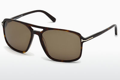 Ophthalmic Glasses Tom Ford Terry (FT0332 56P) - Brown, Havanna