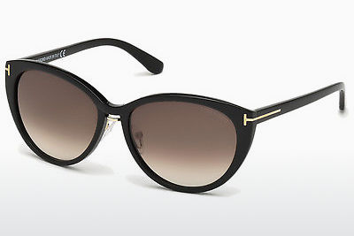 Ophthalmic Glasses Tom Ford Gina (FT0345 01B) - Black, Shiny