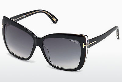 Ophthalmic Glasses Tom Ford Irina (FT0390 01B) - Black