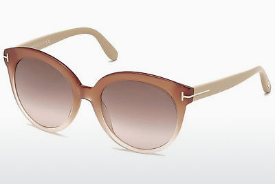 Ophthalmic Glasses Tom Ford Monica (FT0429 74F) - Pink, Rosa