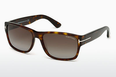Ophthalmic Glasses Tom Ford Mason (FT0445 52B) - Brown, Dark, Havana