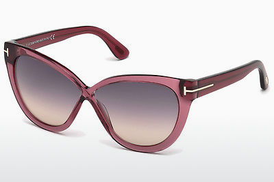Ophthalmic Glasses Tom Ford Arabella (FT0511 69B) - Burgundy, Shiny
