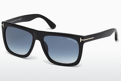 Ophthalmic Glasses Tom Ford Morgan (FT0513 01W) - Black, Shiny