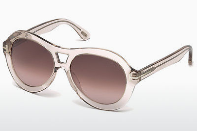 Ophthalmic Glasses Tom Ford Isla (FT0514 74S) - Pink, Rosa