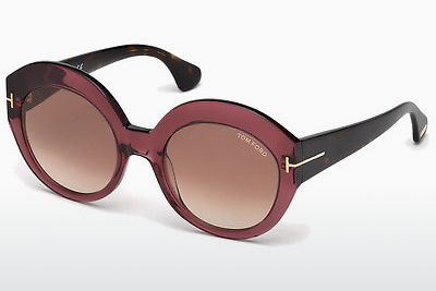 Ophthalmic Glasses Tom Ford Rachel (FT0533 71F) - Burgundy