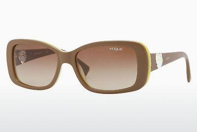 Ophthalmic Glasses Vogue VO2791SB 206713 - Brown, Yellow