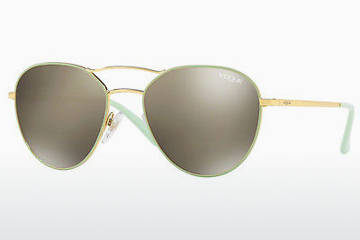Ophthalmic Glasses Vogue VO4060S 50655A - Gold, Green