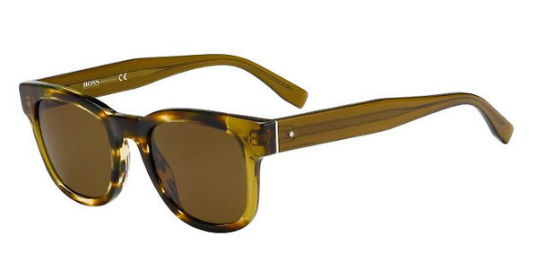 Boss BOSS 0736/S K8Q/EC BROWNSTRPHVOLV (BROWN)