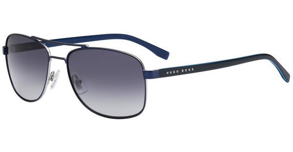 Boss BOSS 0762/S QJF/HD GREY SFMATT BLUE (GREY SF)