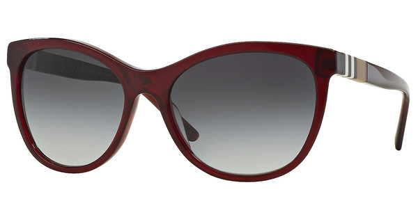 Burberry BE4199 35438G GREY GRADIENTBORDEAUX