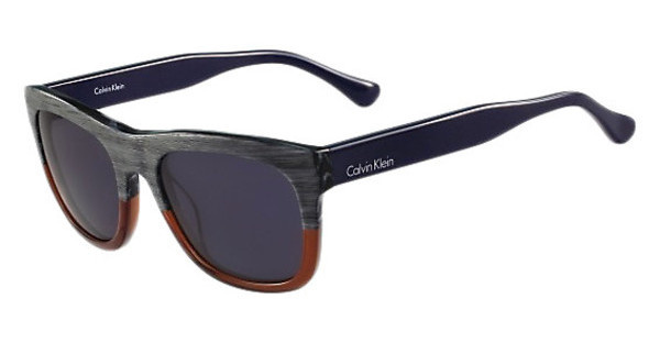 Calvin Klein CK4312S 404 GRADIENT BLUE BROWN