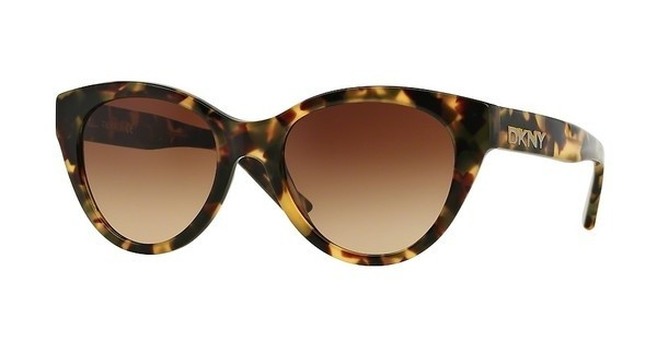DKNY DY4135 368913 DARK BROWN GRADIENTVINTAGE TORTOISE